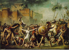 Intervention of the Sabine Women