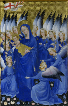 Wilton Diptych Right Panel