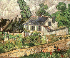 Houses in Auvers
