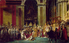 Coronation of Napoleon and Josephine