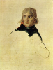 Portrait of Bonaparte