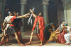 The Oath of the Horatii